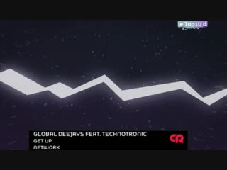 Global deejays feat. technotronic get up (official video)