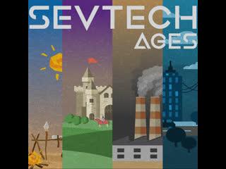 #MineCraft 11. 3я эпоха! Погнали! #SevTechAges #STA #ЭфирныйБородачЪ #stream #стрим