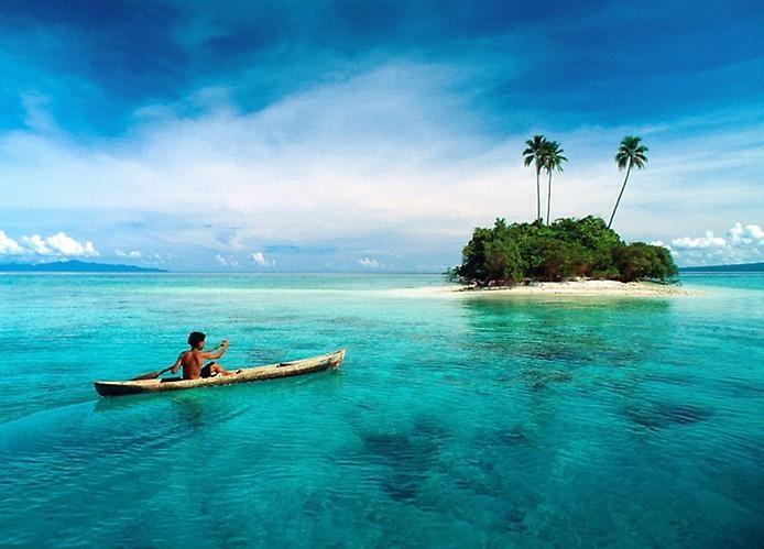 Соломоновы Острова в Тихом океане, изображение №4
