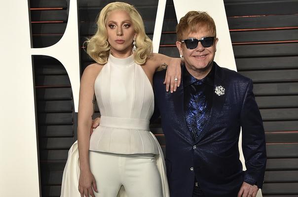 Элтон Джон уверен, что Леди Гага получит «Оскар» за песню к «Звезда родилась»