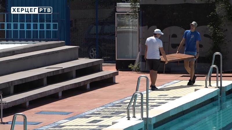 Gradski bazeni pravi izbor za vrele ljetne dane (12.06.2019.)