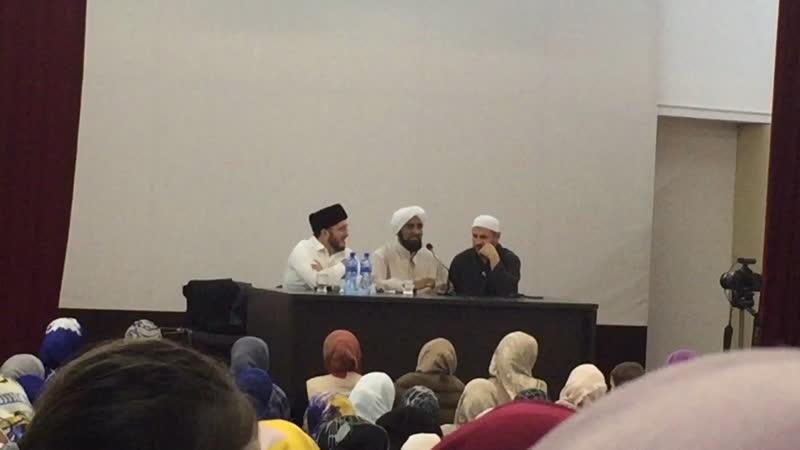 Вопрос-ответ Мух|аммад ас-Сакаф