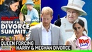The Queen Is F-O-R-C-I-N-G Prince Harry and Meghan Markle to get D-I-V-O-R-C-E