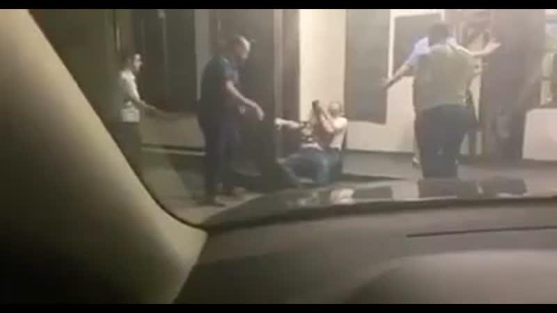 Заступник прокурора Черкаської області Юрій Ковтун влаштував п'яний дебош в одному з місцевих ресторанів