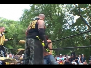CZW Tournament of Danger 8 - Jon Moxley vs The Damage