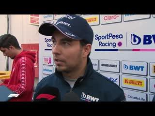 Sergio Perez - Every day we are making good progress