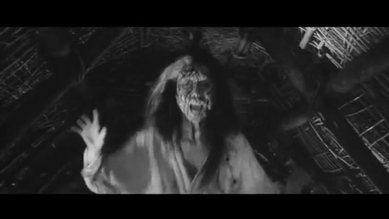 Женщина - демон. ONIBABA-Original-Theatrical-Trailer- 1964