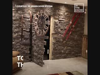 Секретные комнаты в вашем доме