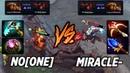 Miracle Earthshaker vs Noone SF - EPIC MID BATTLE - Dota 2