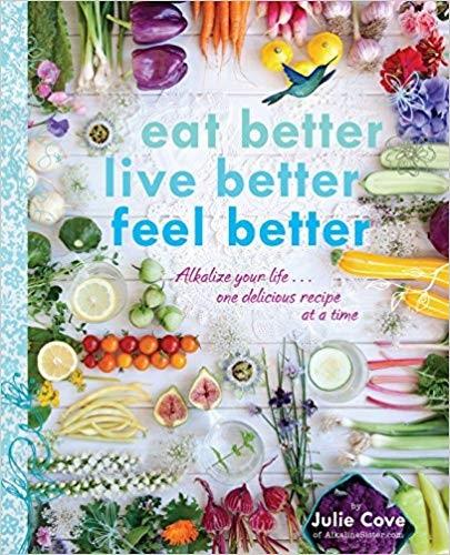 Eat Better- Live Better- Feel Better Alkalize Your Life.