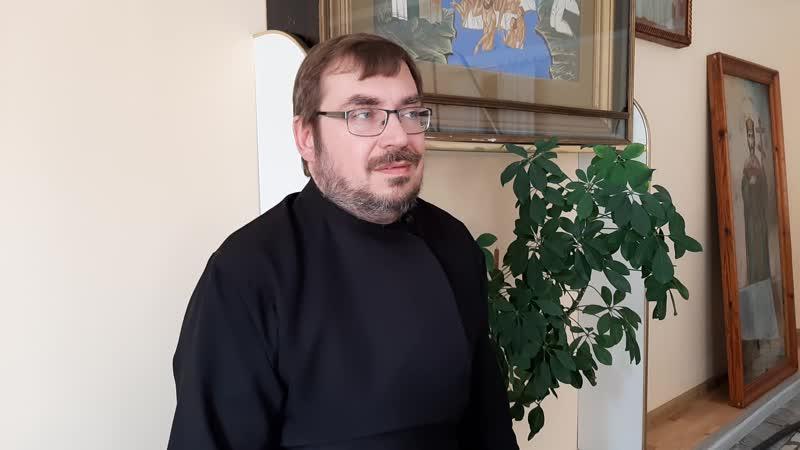 Жаркий разговор с отцом Вадимом Поминки милостыня за усопшего молитва и водка