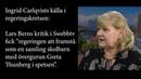 Insider berättar att Lars Bern i Swebbtv fick regeringen att framstå som en samling skolbarn