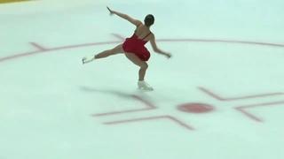 Станислава Константинова RUS Free Skate 2019 Nepela Memorial