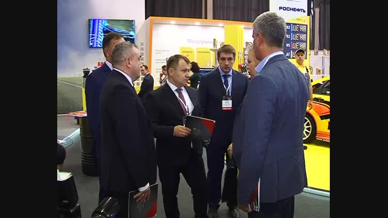 КНПЗ принял участие в выставке Нефтедобыча Нефтепереработка Химия