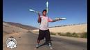 IJA Tricks of the Month by Gerardo Ávila Goofy of México Club Juggling