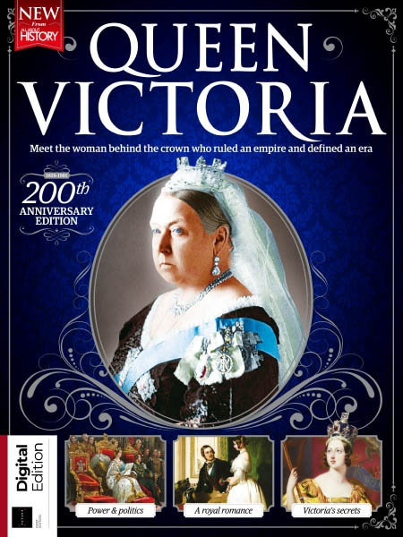 All About History Queen Victoria Ed1 2019