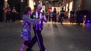 Tango Lesson: Rhythmic No Pivot Sacada