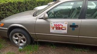 NIGERIA  GMC 100% TBC CAR