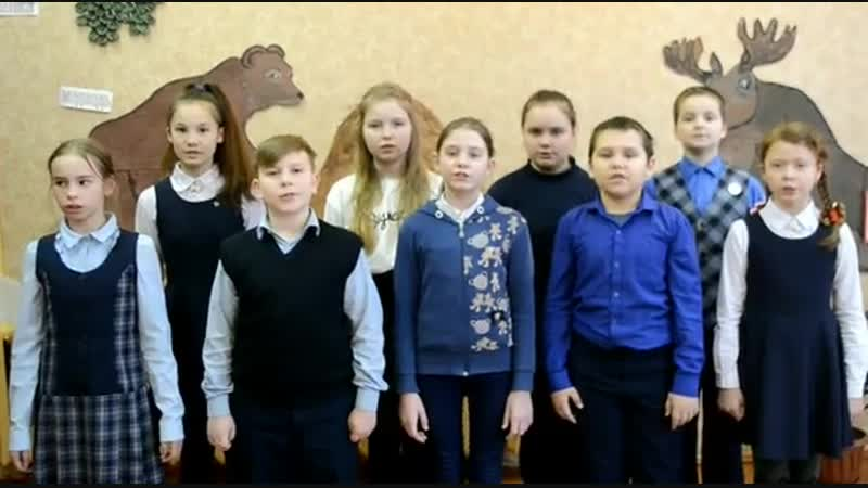 Пӧлӧзнича. ученики 5 класса МБОУ СОШ с.Усть-Вымь РК