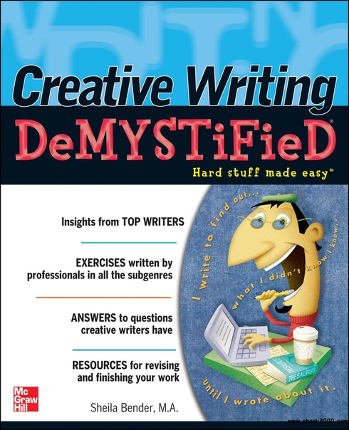 Creative Writing DeMYSTiFied (Demystified)