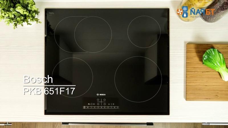 Варочная панель Bosch PKB 651F17
