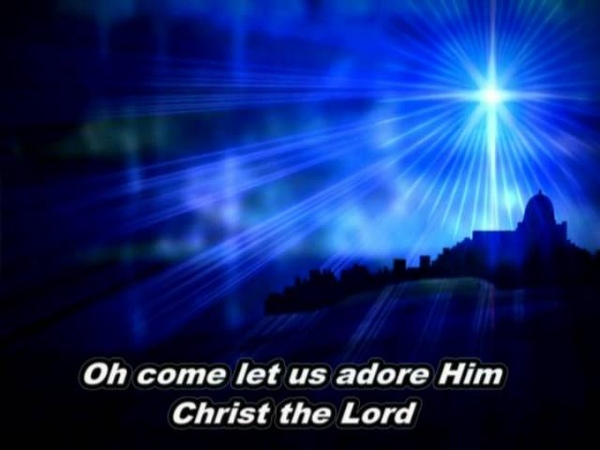 O Come All Ye Faithful-Casting Crowns with lyrics