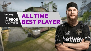 CS:GO Pros Answer: Who is the Best Counter-Strike Player Ever