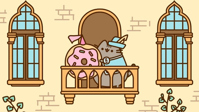 Pusheen's Reading List for Thine Cat
