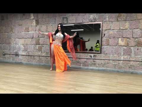 Ónice Flores show Baladi In Crecendo - Armen Kusikian