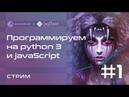 Делаем онлайн игру на python 3 и javaScript Создание движка murr