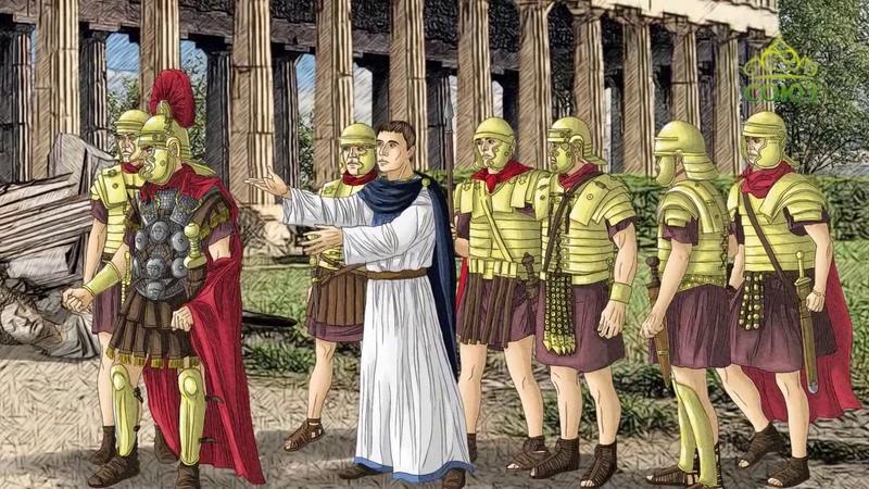 Мульткалендарь. 12 января. Филетер Никомидийский 311 мученик