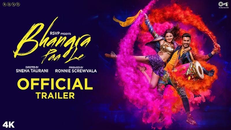 Bhangra Paa Le Official Trailer Sunny Kaushal Rukshar Dhillon Sneha Taurani 2019 Trailer