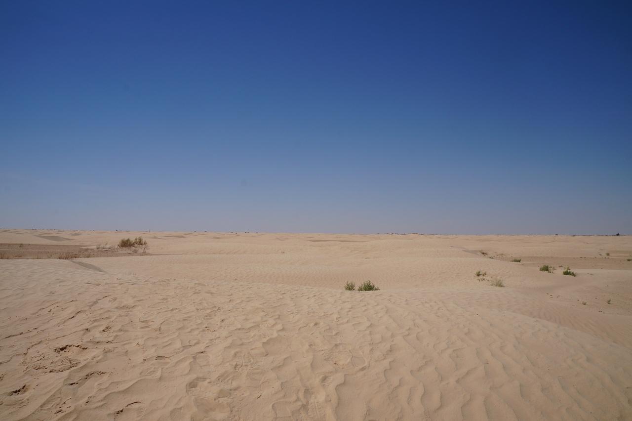 Дуз - тунисские ворота в пустыню Сахара