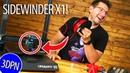 The Artillery3D Sidewinder X1 3D Printer A Must Have