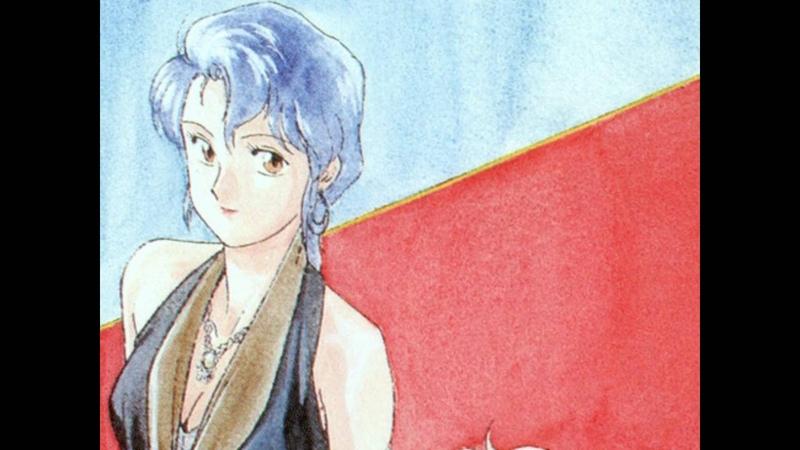 Yoshiko Sakakibara Sylia Image songs for Bubblegum Crisis