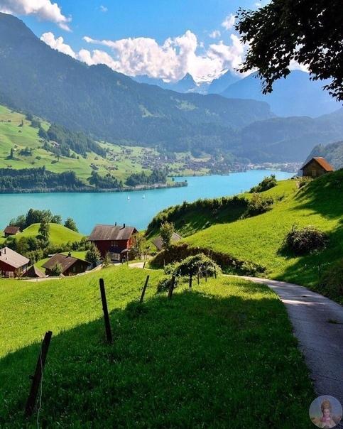 Прекрасная Швейцария