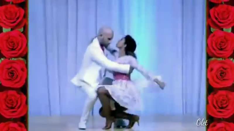 Сборная Союза Я однолюб Танцуют Жорж Атака и Таня Ла Алемана