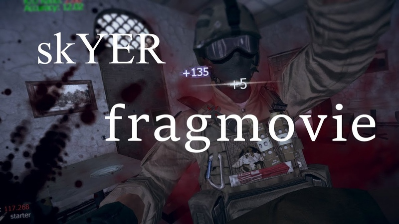 COD4 Fragmovie skYER / by MacLar1k
