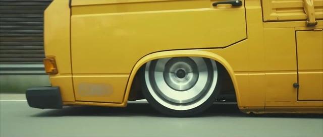 Joe and Kaggy VW T25 | Always Rollin' - Wörthersee 2018 S.6 · coub, коуб