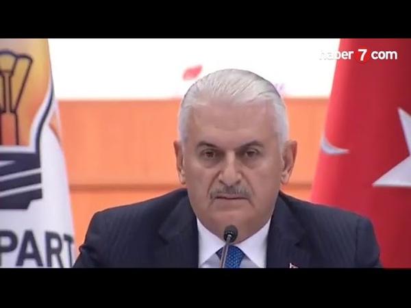 Binali Yıldırımdan çok önemli İstanbul açıklaması SİYASET Haberler282