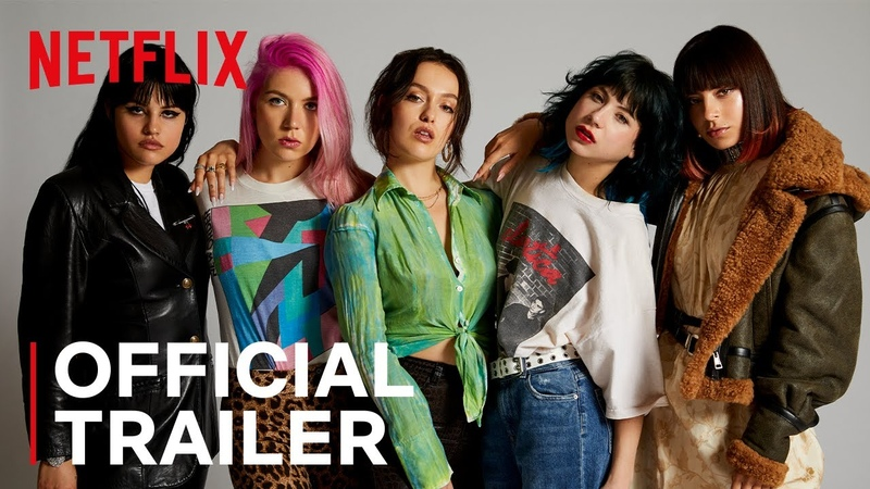 I'm With The Band Nasty Cherry | Official Trailer | Netflix