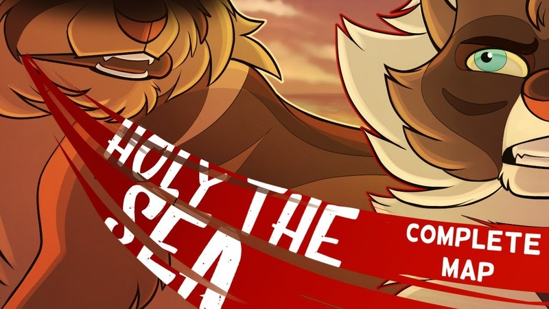 HOLY THE SEA【Brambleclaw Hawkfrost | COMPLETE MAP】