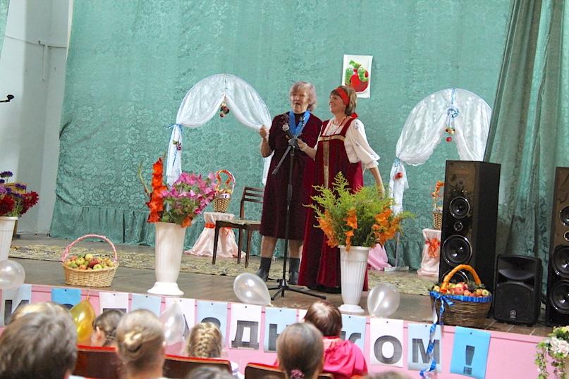 День деревни в Копнино