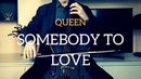 Queen - Somebody to love for cello and piano (COVER)