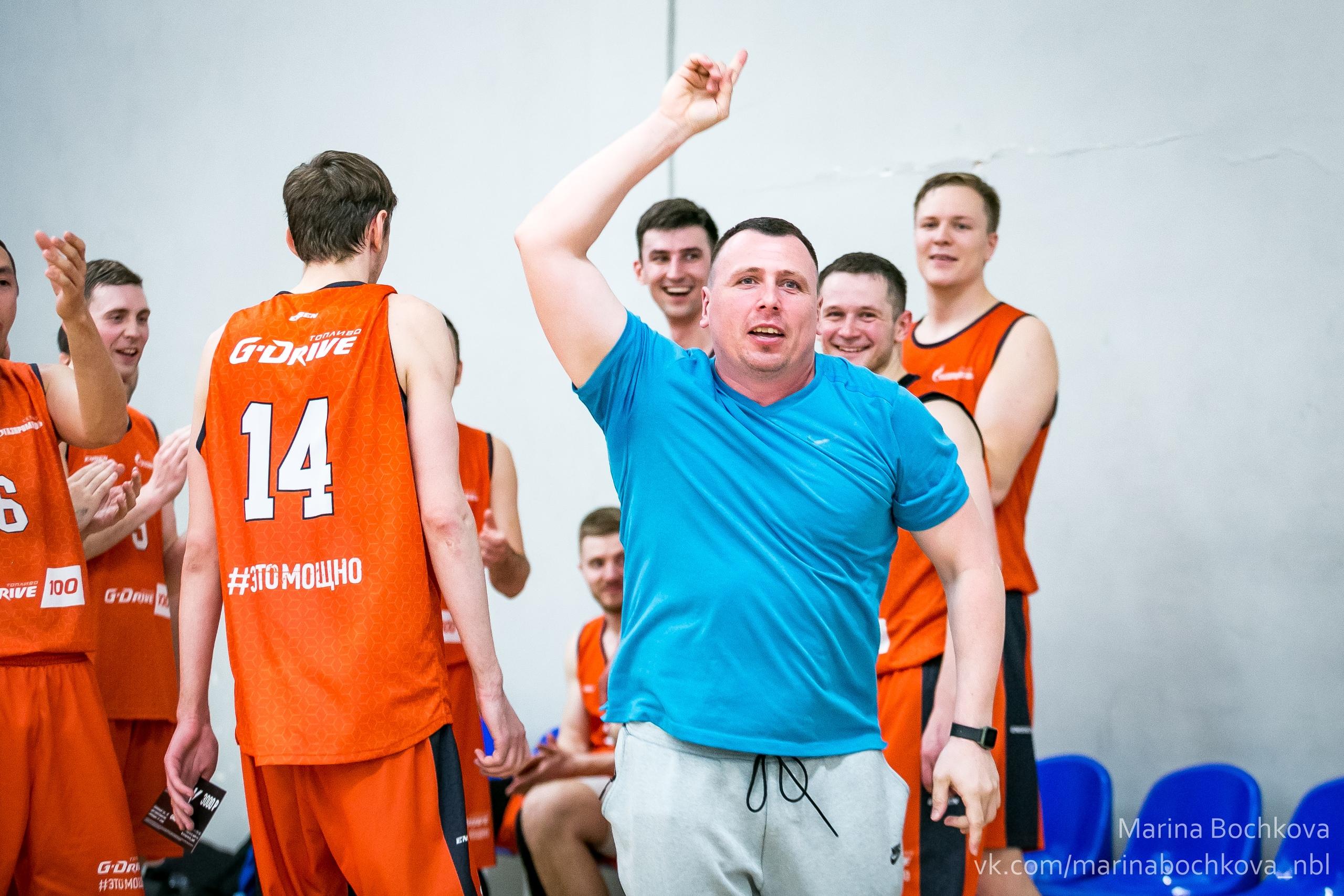 Сергей Сылко – MVP Второго Дивизиона НБЛ сезона 2018-2019