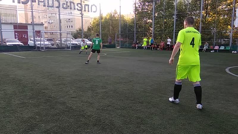Прометей - Динамо. 2-й Тайм
