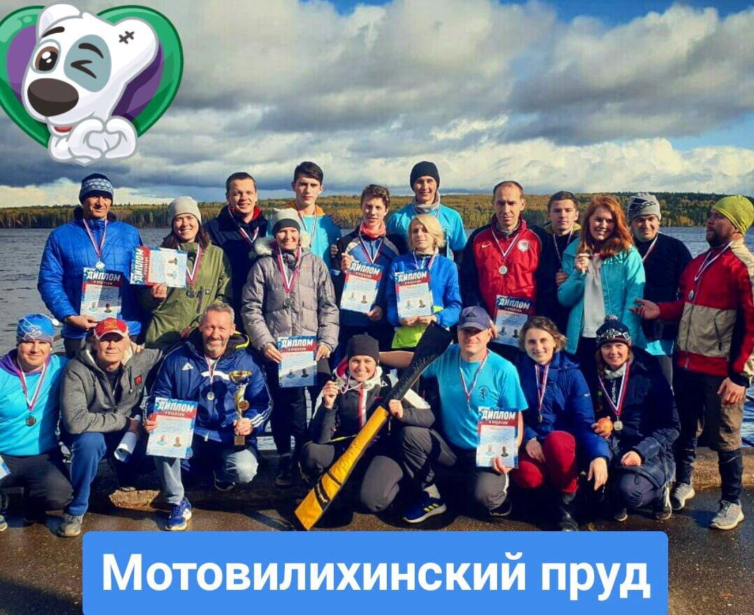 турнир по гребле, чайковский район, 2019 год
