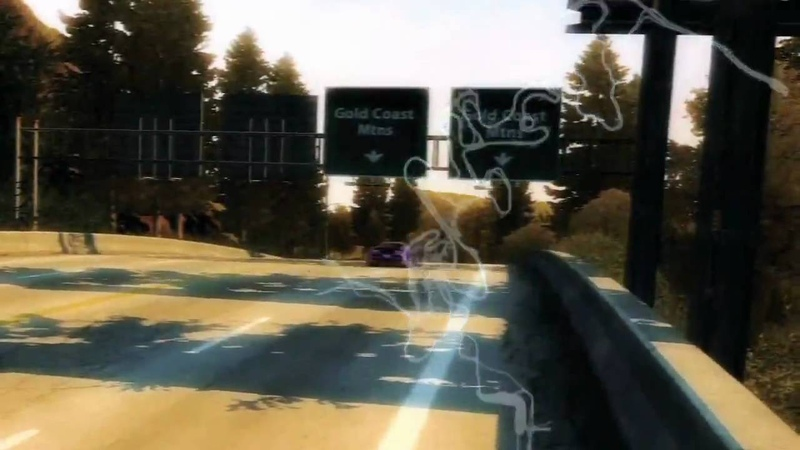Need for Speed Undercover - Trailer - Tricity - Xbox360/PS3