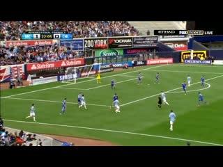 [1st half] Post-season Friendly 2012-13 | Manchester City vs Chelsea | Match 2 | New York