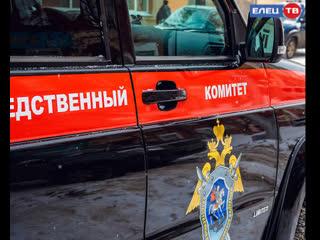 В Ельце по факту тройного убийства возбуждено уголовное дело